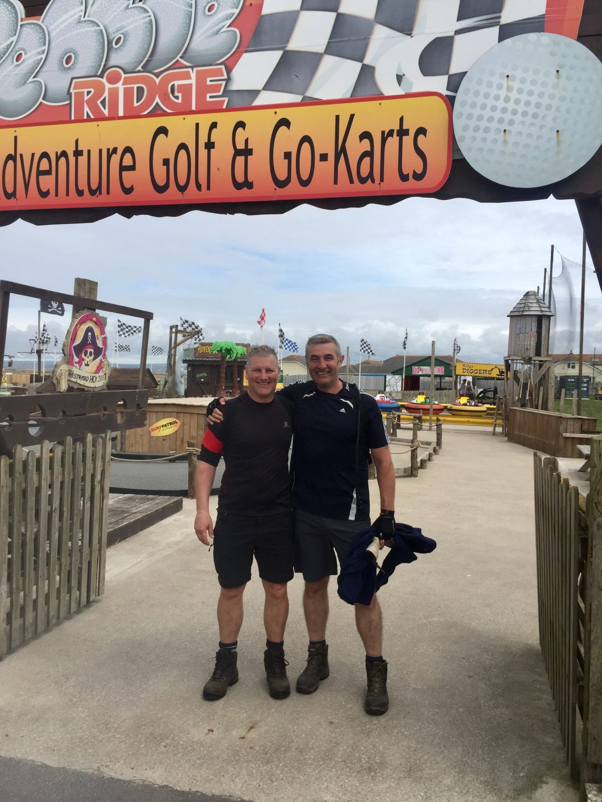 Southwest Coastpath Adventure-Braunton to Westward Ho!