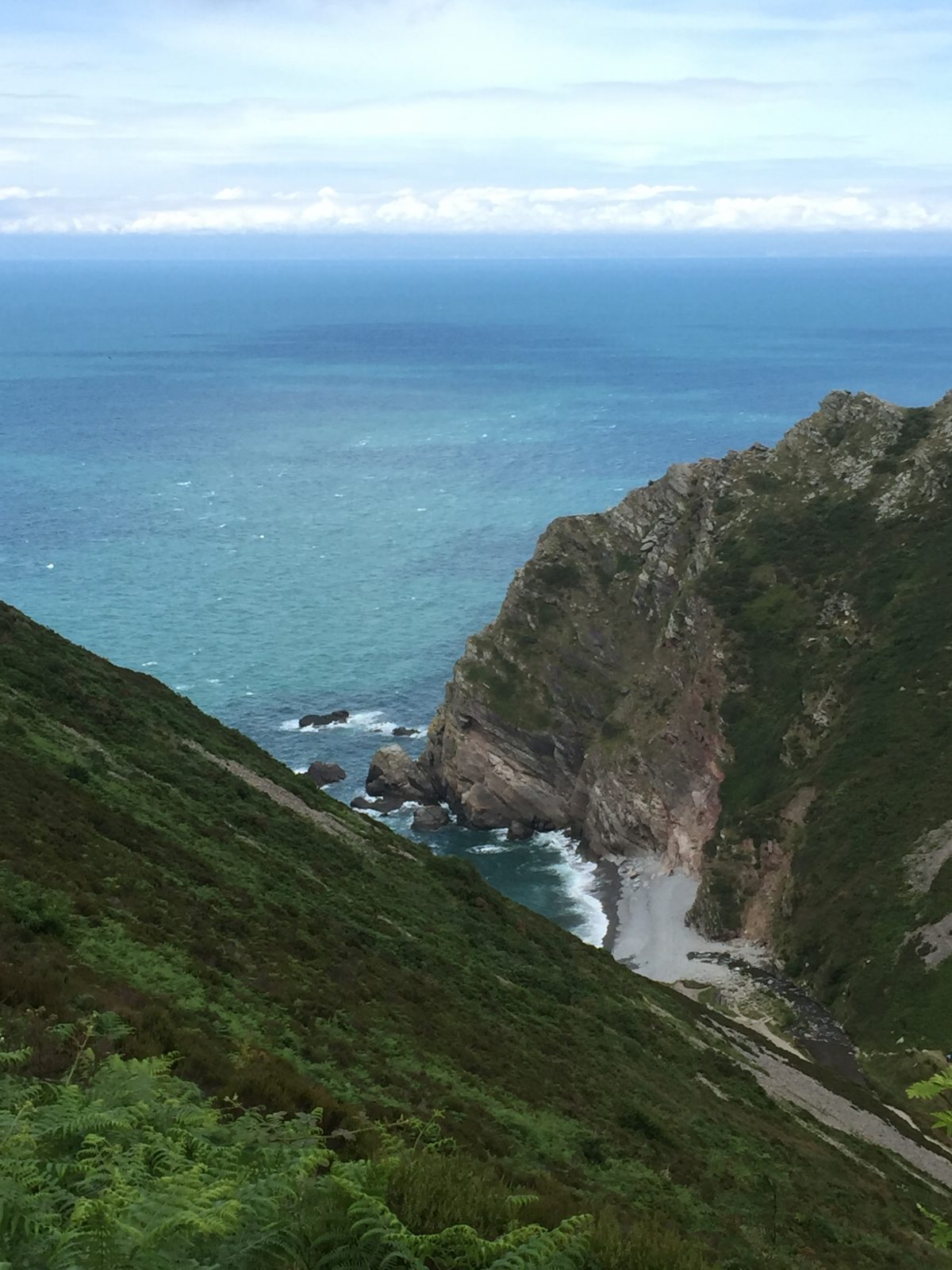 Southwest Coastpath- Lynmouth to Coombe Martin